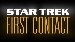 Star Trek First Contact EPK Excerpts (1996 CD-ROM)