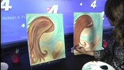 Tipsy Canvas