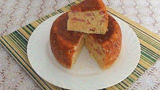 Как приготовить заливной пирог в мультиварке. Очень вкусный и простой рецепт.