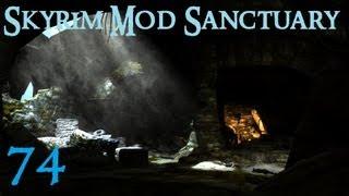 Skyrim Mod Sanctuary 74 : Realistic Lighting Overhaul, Enhanced Lights and FX, Immersive Interiors