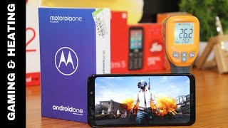 Motorola One Power Gaming Review With Nokia 6.1 Plus | Dil Tut Gaya