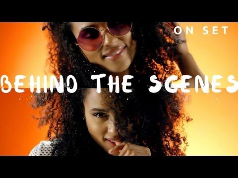 YCee - Juice ft. Maleek Berry Music Video Shoot Behind the Scenes