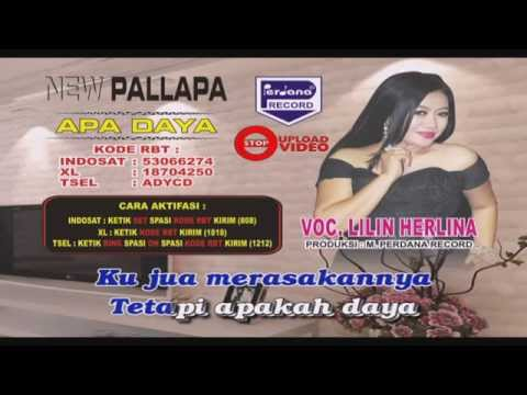 Lilin Herlina - New Pallapa - Apa Daya [ Official ]