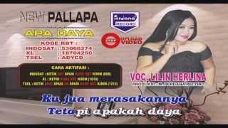 Lilin Herlina - New Pallapa - Apa Daya [ Official ]