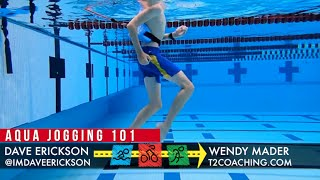 Aqua Jogging 101 with Dave Erickson, Wendy Mader