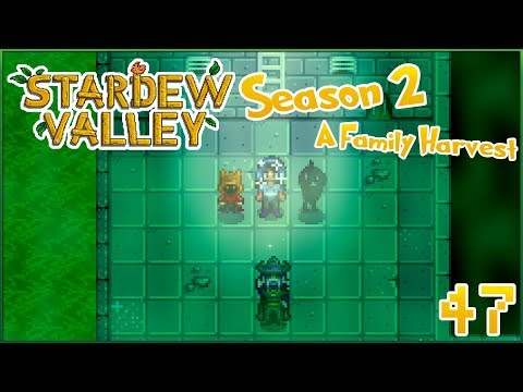 A Shadowy Showdown in the Sewers?! 🍂 Stardew Valley - Episode #47 Season 2