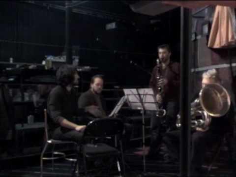 John White - Autumn Countdown Machine (Rehearsal)