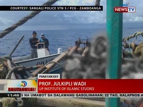 Panayam kay Prof. Julkipli Wadi, UP Institute of Islamic Studies