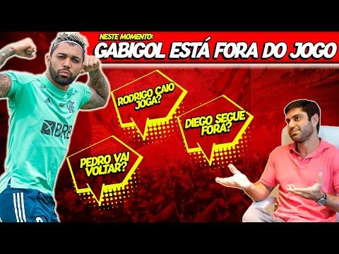 GABIGOL ESTÁ FORA DO JOGO CONTRA O RACING? NO MOMENTO SIM! ENTENDA!