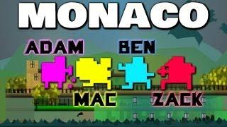 MONACO (with Zack, Mac, & Ben): Thanks Monkey! - Gameplay PC Walkthrough #3