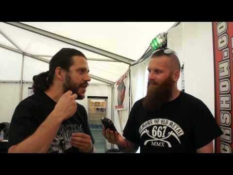 Fleshgod Apocalypse Bloodstock Festival Interview 2015