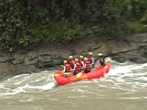 Savegre River Rafting