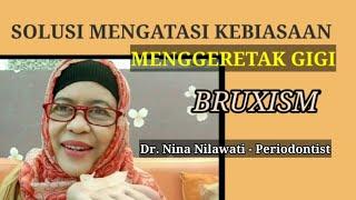 Bruxism - stressed people disease.