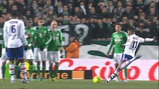 Ligue 1 - Résumé de la 16ème journée / 2012-13