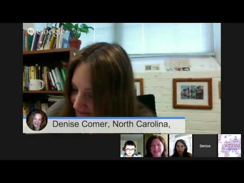 5/8 Google Hangout - Small Workshop