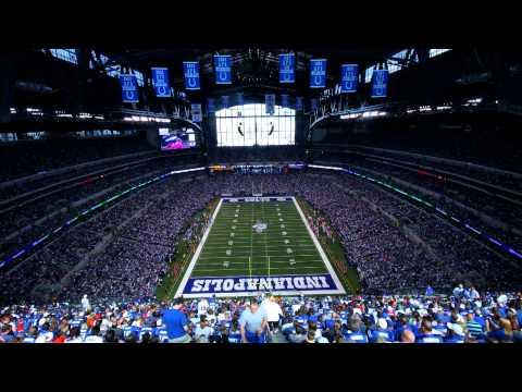 NFL Time Lapse: Lucas Oil Stadium - Indianapolis, IN