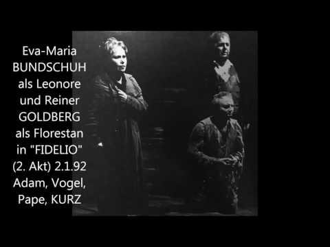 Fidelio - 2. Akt (Berlin 2.1.1992, Kurz, Bundschuh, Goldberg, Pape)