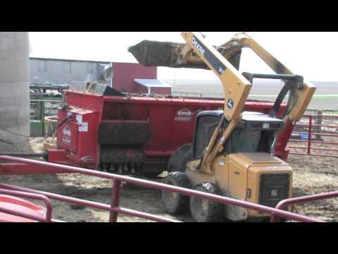 KUHN PRO TWIN distribuidores de compost