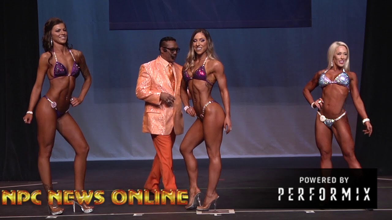 2018 NPC JUDGEMENT DAY BIKINI OVERALL VIDEO