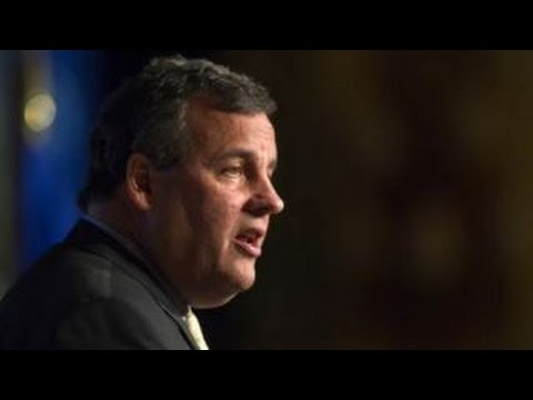 Chris Christie running for president in 2016?