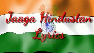 Jaaga Hindustan (lyrics)-Gold
