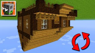 Upside-Down House In Craftsman: Building Craft