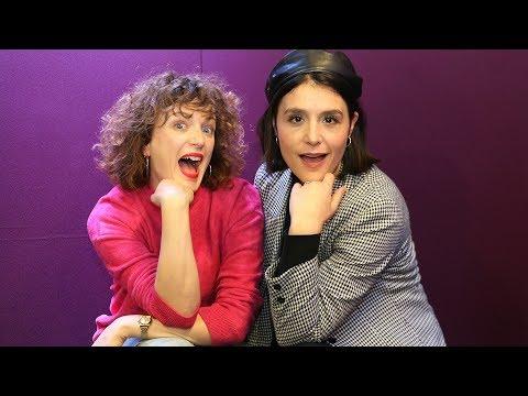 Annie Mac with Co-Host Jessie Ware (BBC Radio 1)