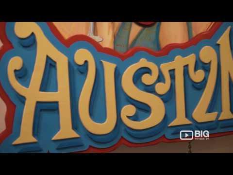 SprATX Art Center in Texas for Street Art, Graphic Design and Murals