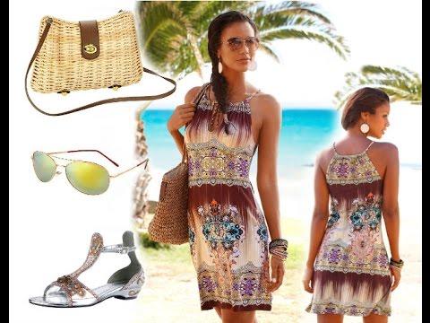 separation shoes 07651 ac591 Schöne Sexy Strandkleider kurz für 2015 + Outfit Tipps