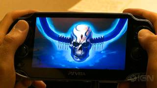 Army Corps of Hell: Opening Cinematic PS Vita (Off-Screen)
