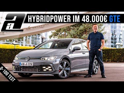 Golf 8 Gte Hybrid Mondsteingrau