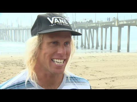 Gudauskas Brothers Remain Big Fans Of Vans US Open Of Surfing -- And Vice Versa
