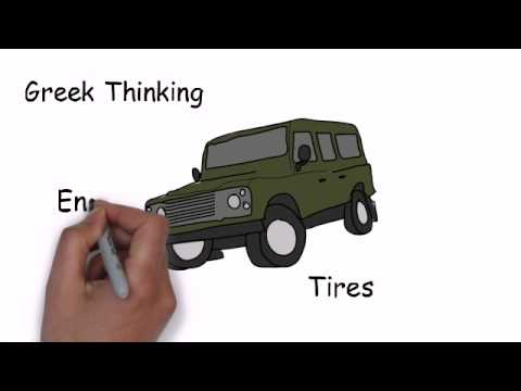 Hebrew vs. Greek Thinking