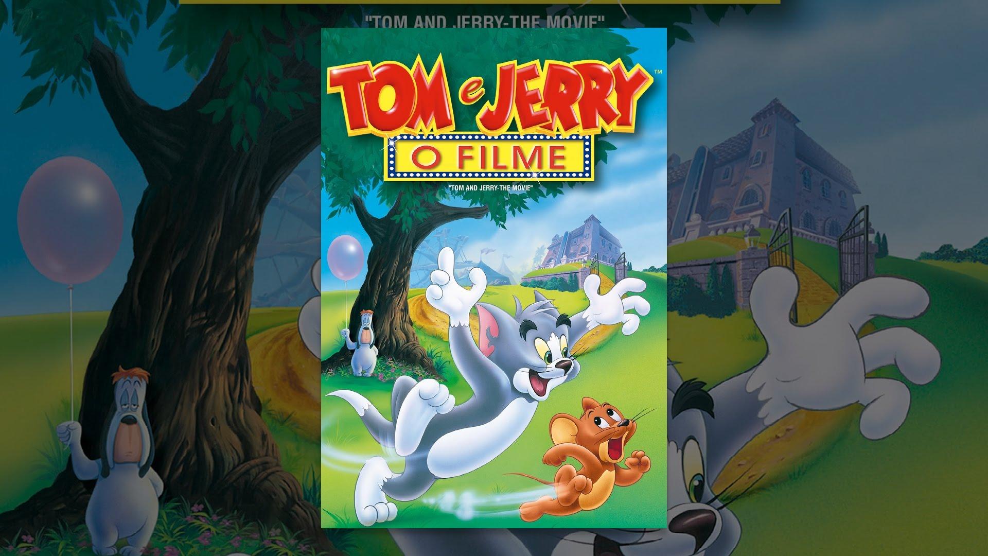 Tom & Jerry-O Filme (Dublado)