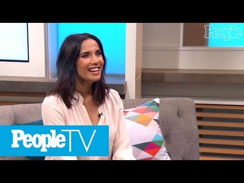 Padma Lakshmi Reveals Her Secret For Looking So Young | PeopleTV