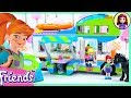 LEGO Friends Mia S Camper Van Build Silly Play Kids Toys mp3