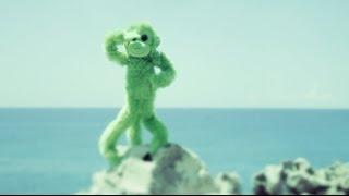 Fantasio le petit singe vert et Agwe le dieu des mers (A Double Rainbow Infinite story)