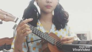 [Ukulele Cover] QUÊN ANH TRONG TỪNG CƠN ĐAU cover by Nhú Acoustic
