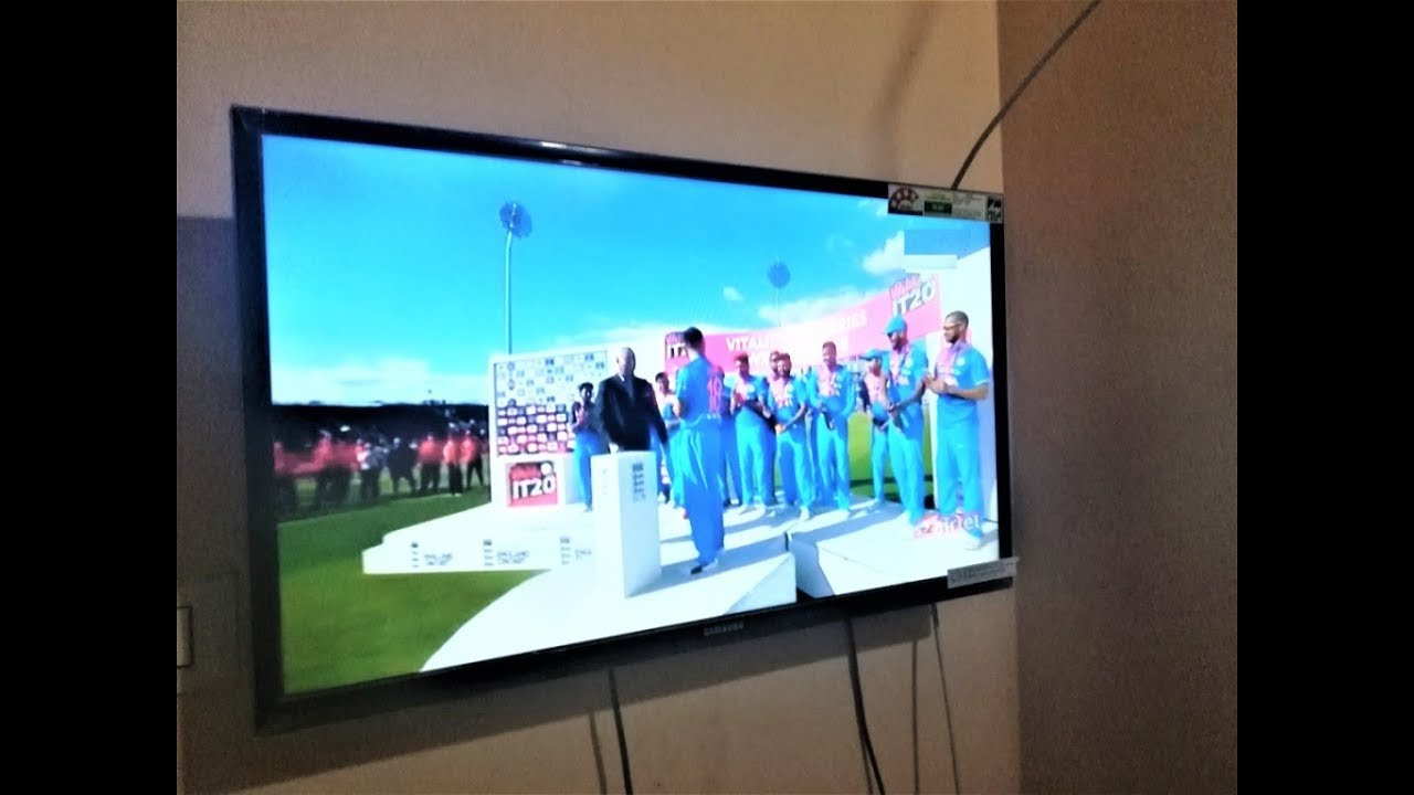 Samsung 32 Inch Led Tv Review Testing Ua32fh4003 Youtube