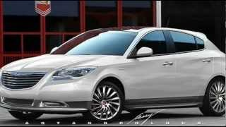 2014 Chrysler 100 Preview
