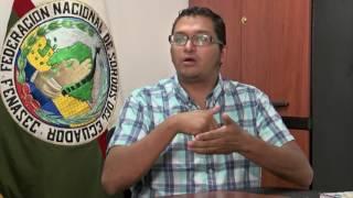 Vinicio y su lucha por la inclusión de personas sordas en ´Voces del Silencio´