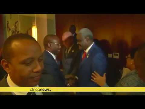 Chad s Moussa Faki is new AU Commission chairperson   Africanews