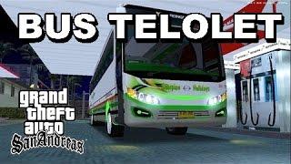 BUS TELOLET SCH Pandawa 87 di GTA!