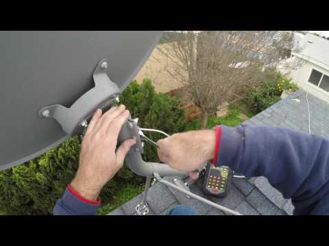 Directv Installation Part 3 reinstall