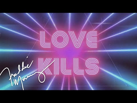 Watch New Lyric Video for Freddie Mercury's Debut Solo Single 'Love Kills'