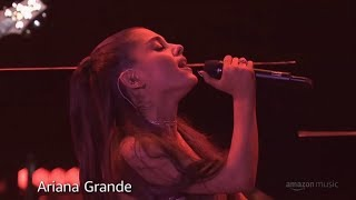 Ariana Grande (Live at Amazon Prime Day) FULL SET HD