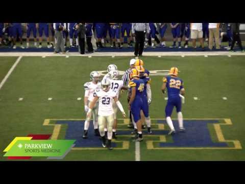 Carroll 18 at Homestead 35   Football Broadcast 9-30-16