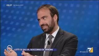 Voucher, Marattin (PD): Abolizione favorirà lavoro nero. Fassina (SI): La tua tesi è allucinante