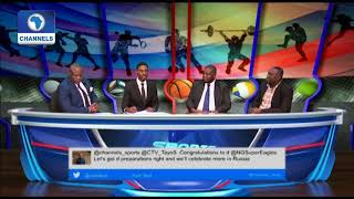 Qualified Teams For Russia 2018 Fifa World Cup |Sports This Morning|