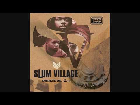 Slum Village - CB4 (Instrumental)